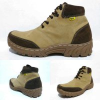 Sepatu Pria Country Boots Hawk Boots Safety Hand Made Original Murah#1