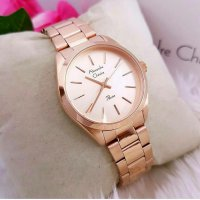 Jam Tangan Alexandre Christie Ac 2658 Light Rosegold Original