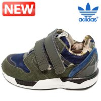 Children's shoes Adidas AC-M17825 ZX 8000 CF I jet X-walker shoes flower ahdonghwa Kids Casual Shoes Children's Slipper