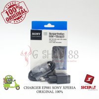 Jual CHARGER EP881 SONY XPERIA ORIGINAL 100% ORI EP 881 880 Limited