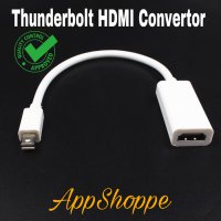 Thunderbolt Mini Displayport MDP to HDMI female ADAPTER CONVERTER