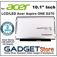 L.I.M.I.T.E.D LCD Acer Apire one D270 10.1inch