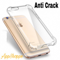 Anti Crack Case TPU iPhone 5 5s SE 6 6s 6Plus 6sPlus 7 7Plus