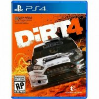 Sony - Bluray Games PS4 DiRT4 Reg 3