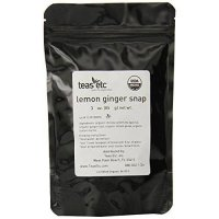 [macyskorea] Teas Etc Lemon Ginger Snap Organic Loose Leaf Green Tea 3 oz./7177954
