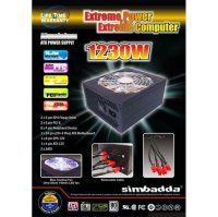 Power Supply Simbadda 1230 Watt - Power Supply
