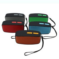 Portable Wireless Bluetooth Stereo FM Speaker For Smartphone Tablet Laptop