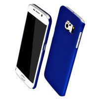 Ultra-Thin Matte Solid Shell Cozy For Samsung Galaxy S6 edge G9250