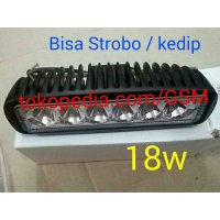 SALE NEW LED Bar Lampu sorot LED STROBO tembak Offroad Drl motor mobil