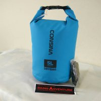 Dry Bag Consina 5 Liter Blue Original 101900300205