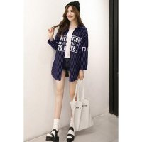 Jaket Luaran Cardigan Kemeja Fashion wanita Korea Cute VINTAGE DRESS