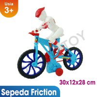 Buy 1 Get 1 Free Ocean Toy Sepeda Ayo Gowes Mainan Anak - OCT5709 - Multicolor