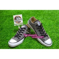 Sepatu Converse ALL STAR Low Grey/Black
