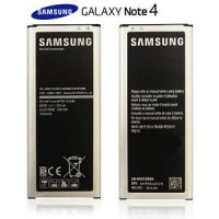 Samsung Baterai / Battery/ Batre Note 4 Note4 N910 Original 100%