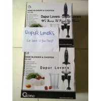 Oxone Hand Blender & Chopper kode ox-292, Blender Tangan, Blender Serbaguna, Blender Baby Food Maker