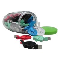 Kabel Data Hippo Xyron Micro 2.1A 100cm for ANDROID PILIH WARNA