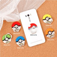 Pokeball iRing/ Ring Holder/ Cincin HP / Ring Stand Karakter Seri 12
