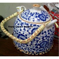 Traditional Tea Pot (Teko Teh) Motif == 1 set