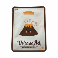 Masker Wajah Korea SeeMe Essence Mask Sheet (Volcanic Ash)