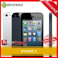 iPhone 5 32GB ORIGINAL 100% ( Second ) 98%