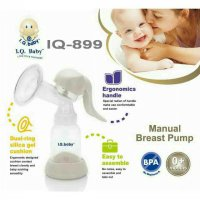 Manual Breast Pump IQ Baby Pompa Asi Manual Murah
