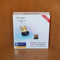 Adapter Wifi Extender Usb TP-Link TL-WN725N150Mbps