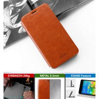 Xiaomi Mi4i Mi 4i MOFI Soft Leather Flip Case Flipcase Cover Flipcover