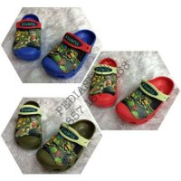Sandal Anak Crocs Teenage Mutant Ninja Turtles GROSIR dan ECERAN