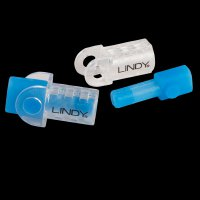 LINDY #31389 I CABLE PROTECTOR BLUE