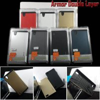 Oppo Mirror 5 Armor Case Double Layer Casing Cover