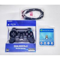 Stik PS3 + Kabel USB + Bluetooth v4 ( Joystick / Gamepad / joystik )