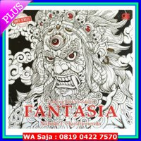 (Seni) Anti Stress: Fantasia Coloring Book for Adults (Nicholas F)