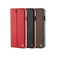 Case Iphone 7 / 7 plus Remax Foldy Series Leather Case Premium