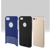 Case iPhone 7 / 7 plus Remax Casing Saman Series Soft Case Original