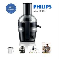 Juicer PHILIPS Viva Collection HR 1855/HR1855/HR-1855 (GARANSI RESMI)