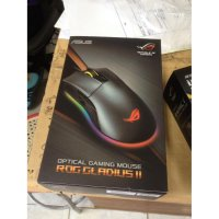 Optical Mouse Gaming ASUS ROG GLADIUS II Wired USB