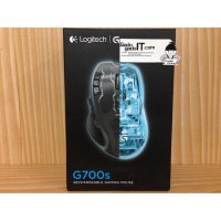 LOGITECH Wireless Optical Gaming Mouse USB G700s With RECHARGEABLE