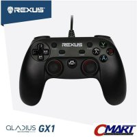 Rexus Gladius GX1 Pro Stick Gaming Gamepad Controler USB PC Joystick