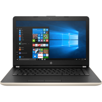 HP NB 14-bs742TU / i3-6006 / 4GB / 1TB / 14' / GRAY / W10SL / 4QA77PA