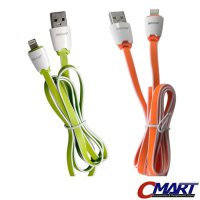 Rexus 1m Kabel Apple Lightning Fast Charging & Sync Cable - REX-RX-03