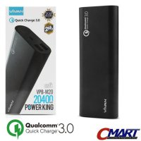 Vivan PowerBank M20 20400 mAh Quick Charge 3.0 Power Bank - VPB-M20