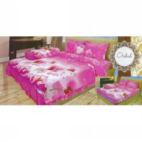 Sprei Lady Rose Orchid 160x200