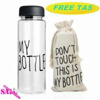 My Bottle Infused Water Free Pouch / Bag 500ml Trittan BPA Free