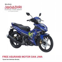 YAMAHA JUPITER MX KING 150 MOVISTAR 2018 + Asuransi