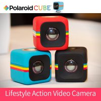 [POLAROID CUBE] Sports Lifestyle Action Video Mini Camera Action Cam camcorder small compact design