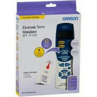 ELECTRONIC STIMULATOR OMRON HV-F128(TENS THERAPY)