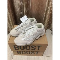 Adidas Yeezy 500 Blush Real Pic Quality PK Made In China - Beige, 40