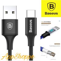 BASEUS ANDROID DATA CABLE 2A FAST CHARGE MICRO TYPE A CABLE 1M