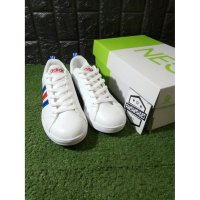 Sepatu ADIDAS Neo Advantage White France Original Indonesia