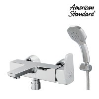 American Standard Ventuno Exposed Bath & Shower with Hand Spray set (Set Alat Mandi) Panas & Dingin